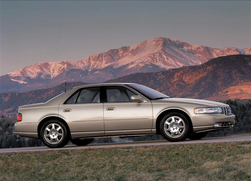 2001 Cadillac Seville History, Pictures, Sales Value, Research and