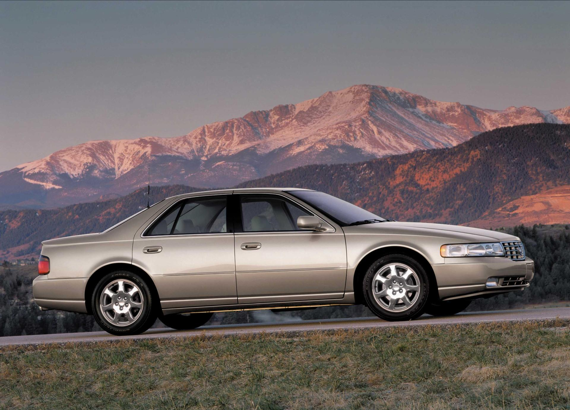 2001 Cadillac Seville History, Pictures, Value, Auction Sales, Research and  News