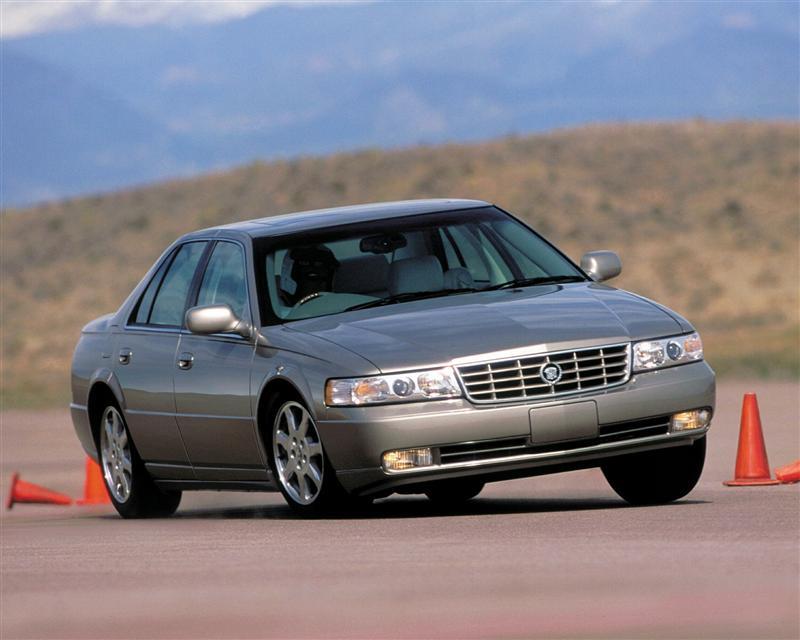 2001 Cadillac Seville Image Photo 4 Of 7