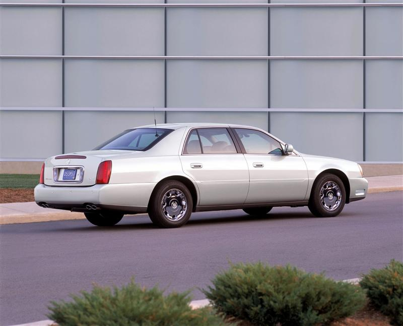 2002 Cadillac DeVille History, Pictures, Sales Value, Research and