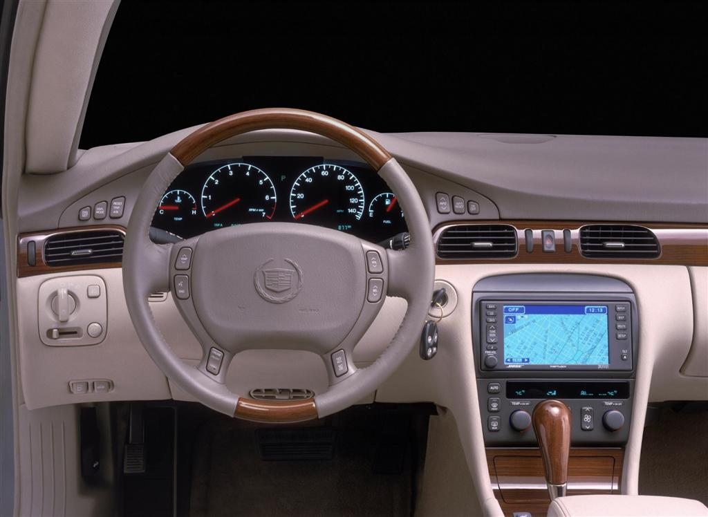Auction Results and Sales Data for 2002 Cadillac Seville