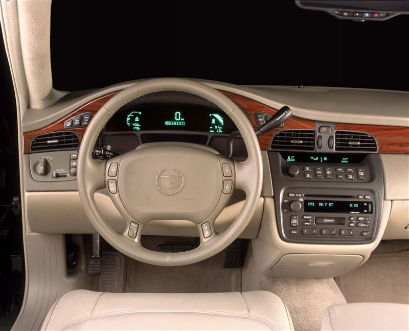 2003 Cadillac DeVille Image. Photo 7 of 19