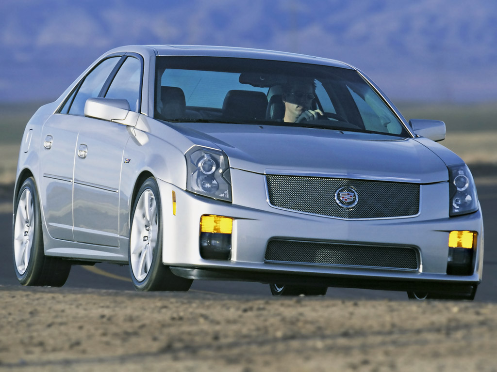 auction results and sales data for 2004 cadillac cts v. Black Bedroom Furniture Sets. Home Design Ideas