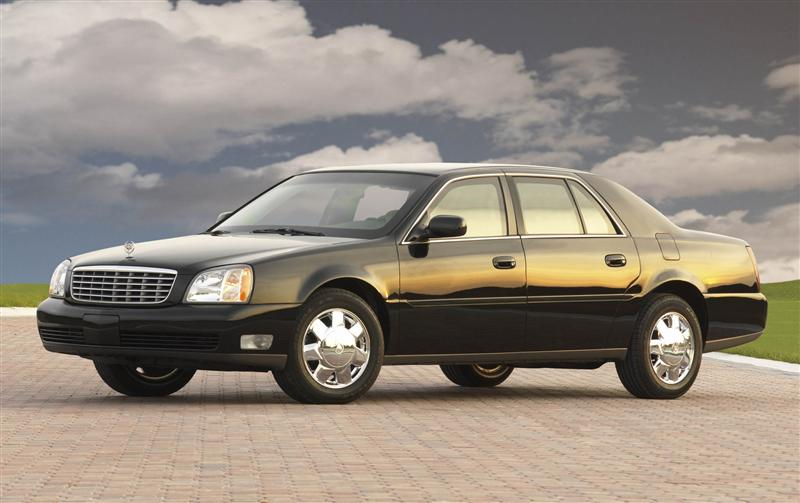 2004 Cadillac DeVille Image. Photo 16 of 16