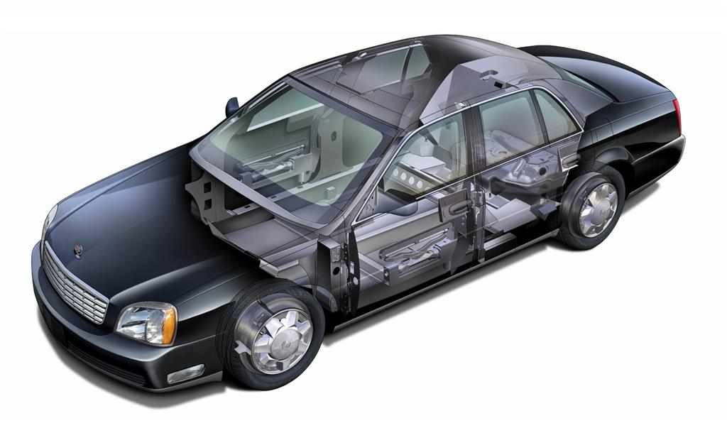 Cadillac Price >> 2004 Cadillac DeVille Image. Photo 7 of 16