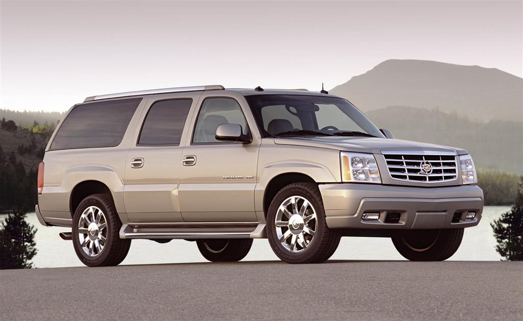 2004 Cadillac Escalade Pictures  History  Value  Research