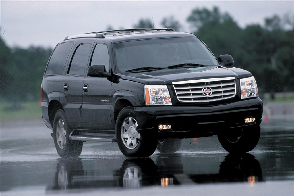 2004 cadillac escalade pictures history value research news. Black Bedroom Furniture Sets. Home Design Ideas