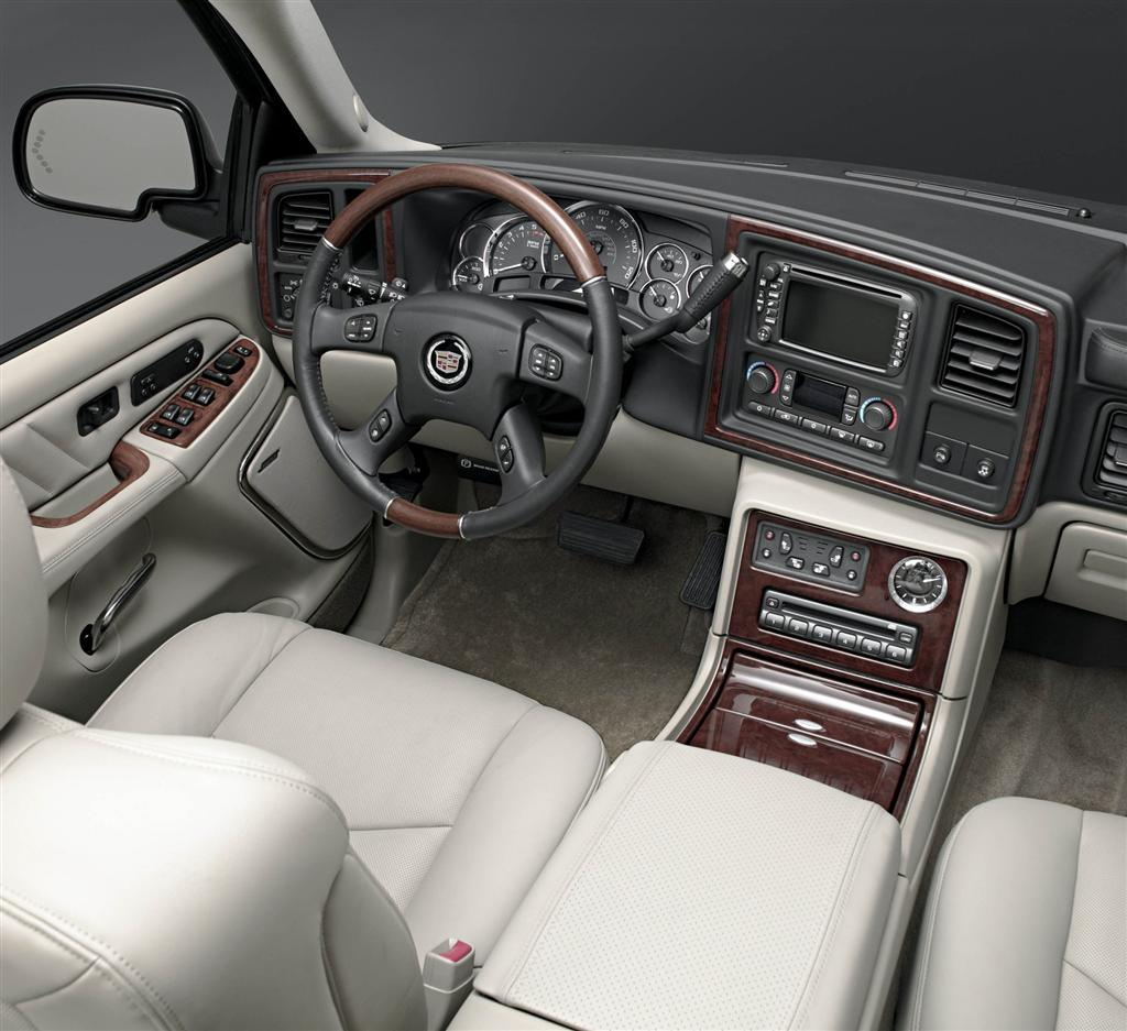 Auction Results And Sales Data For 2004 Cadillac Escalade