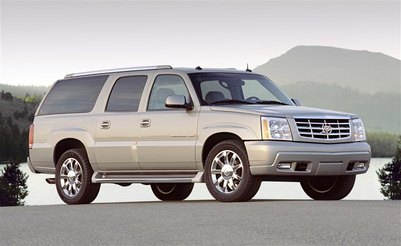 2006 Cadillac Escalade ESV History, Pictures, Sales Value, Research