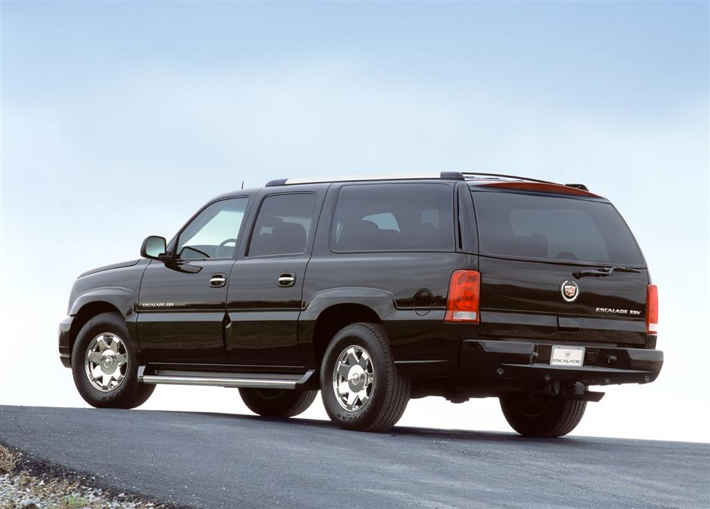 2006 cadillac escalade esv pictures history value research news. Black Bedroom Furniture Sets. Home Design Ideas