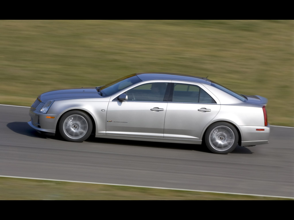 Auction Results and Sales Data for 2006 Cadillac STS-V