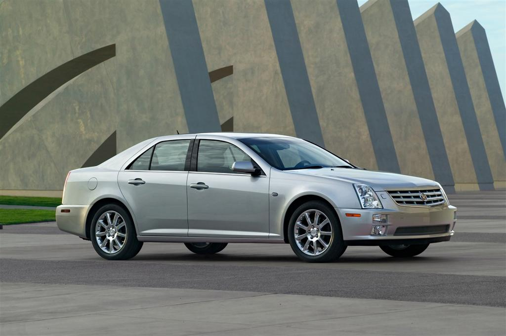 2006 Cadillac Sts Pictures History Value Research News