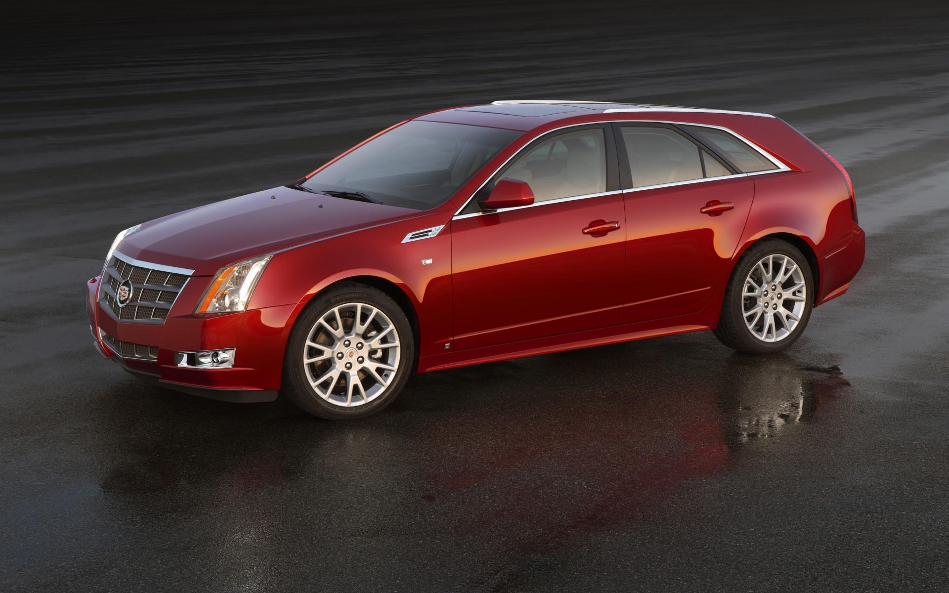 2010 Cadillac Cts Sportwagon News And Information