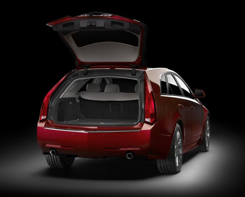 2010 Cadillac CTS SportWagon