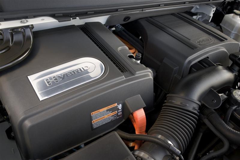 2010 Cadillac Escalade Hybrid