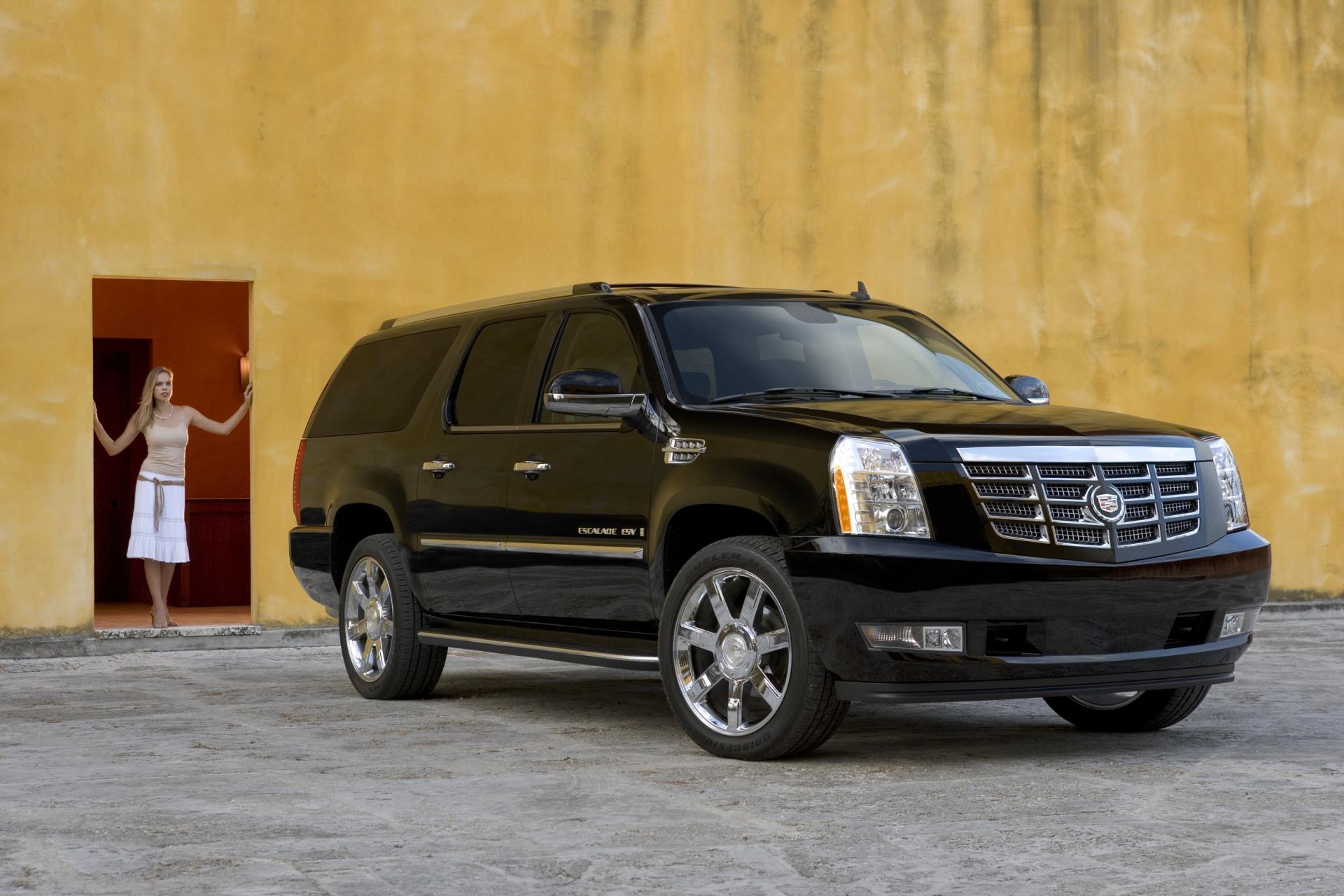 cadillac auto listings express credit escalade