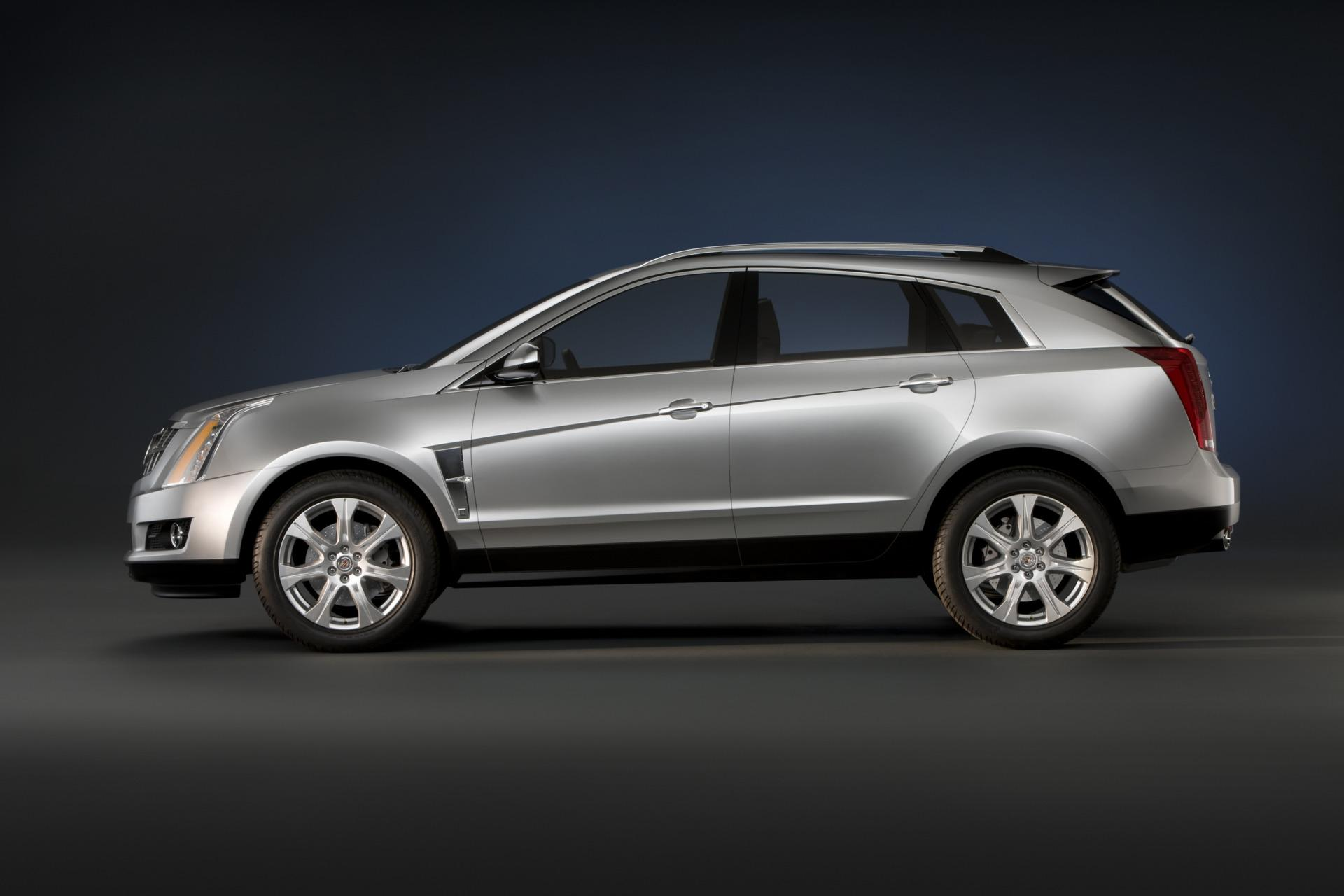 2010 Cadillac Srx Crossover News And Information