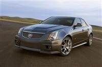 2013 Cadillac CTS-V image.