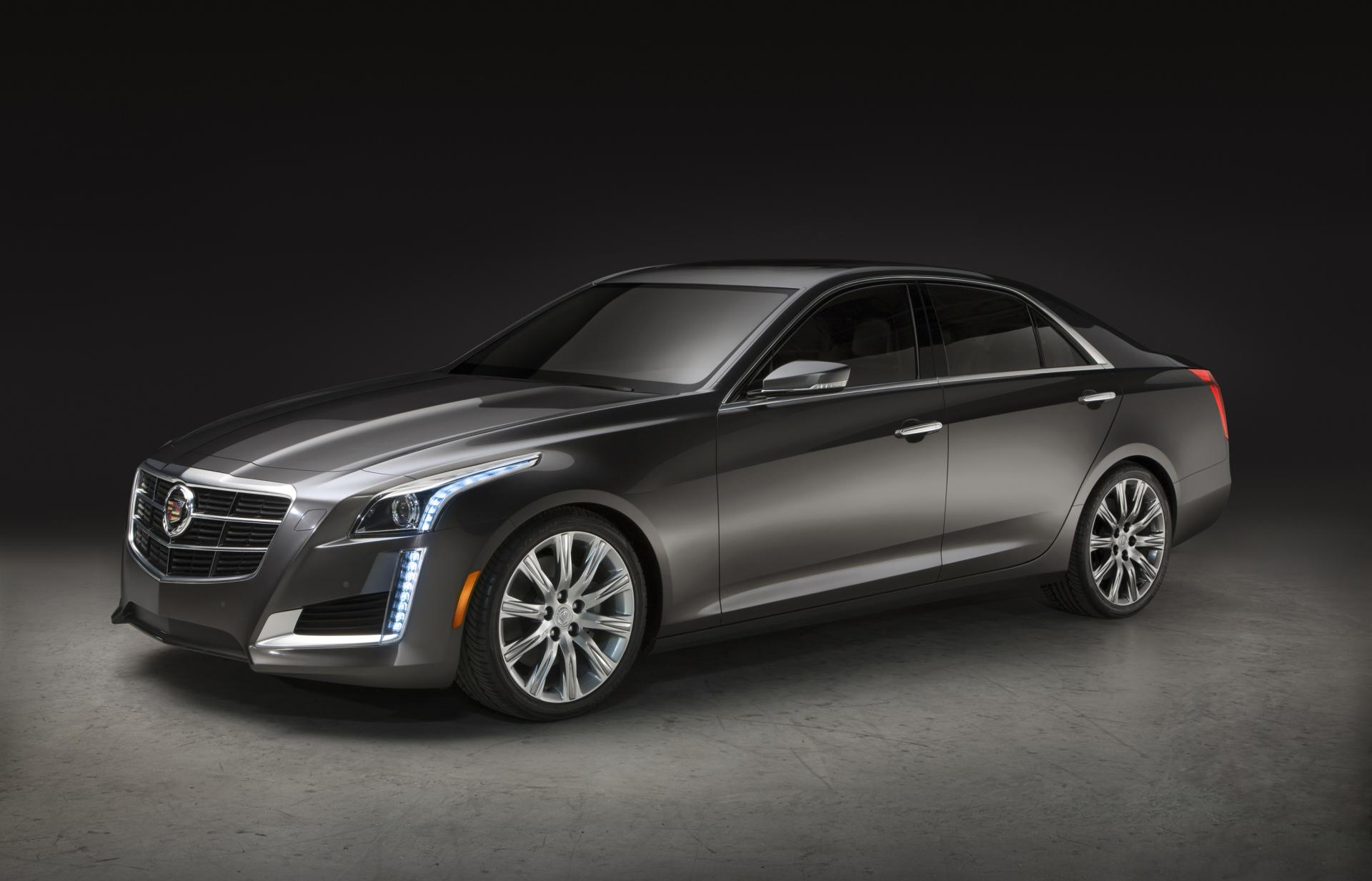 2014 Cadillac CTS News and Information | conceptcarz.com