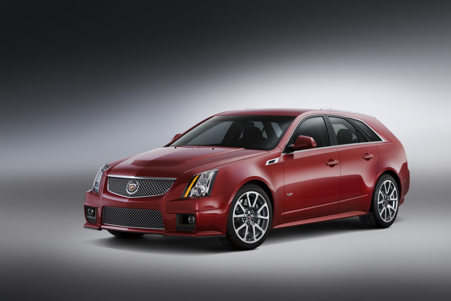 2014 Cadillac Cts V Sport Wagon Conceptcarz Com