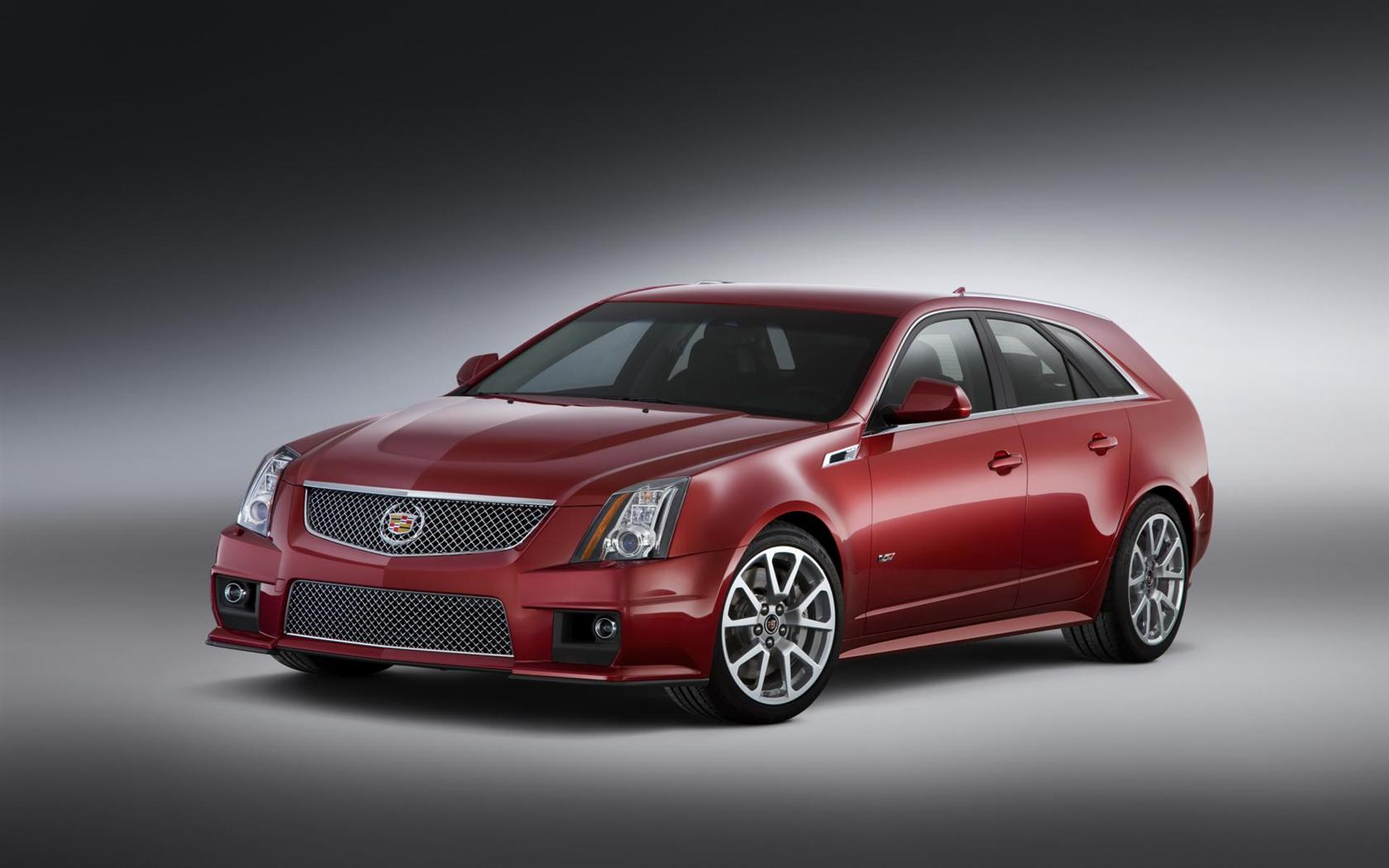 2014 cadillac cts v sport wagon image. Black Bedroom Furniture Sets. Home Design Ideas