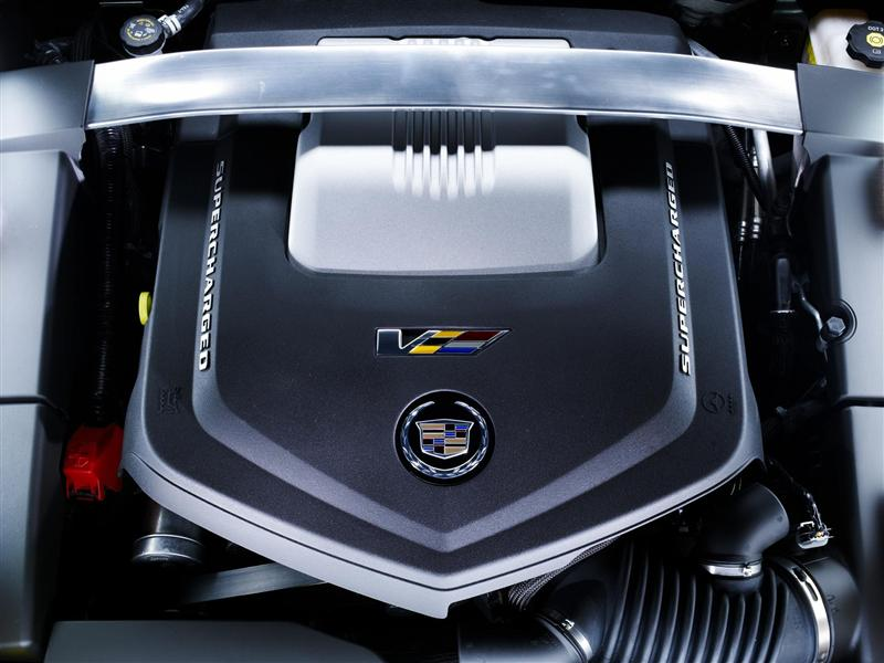 2014 Cadillac CTS-V Sport Wagon Image. Photo 4 of 15