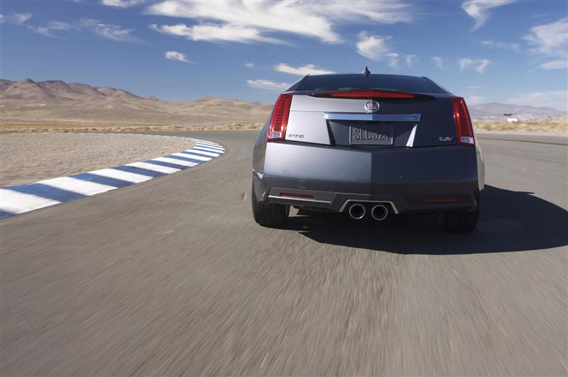 2014 Cadillac Cts V Coupe Image Photo 4 Of 10