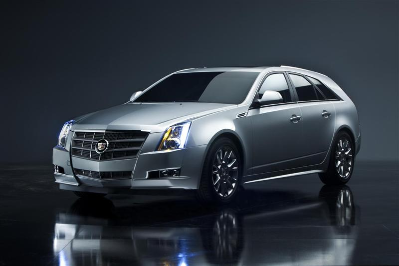 Charming 2014 Cadillac CTS Sport Wagon
