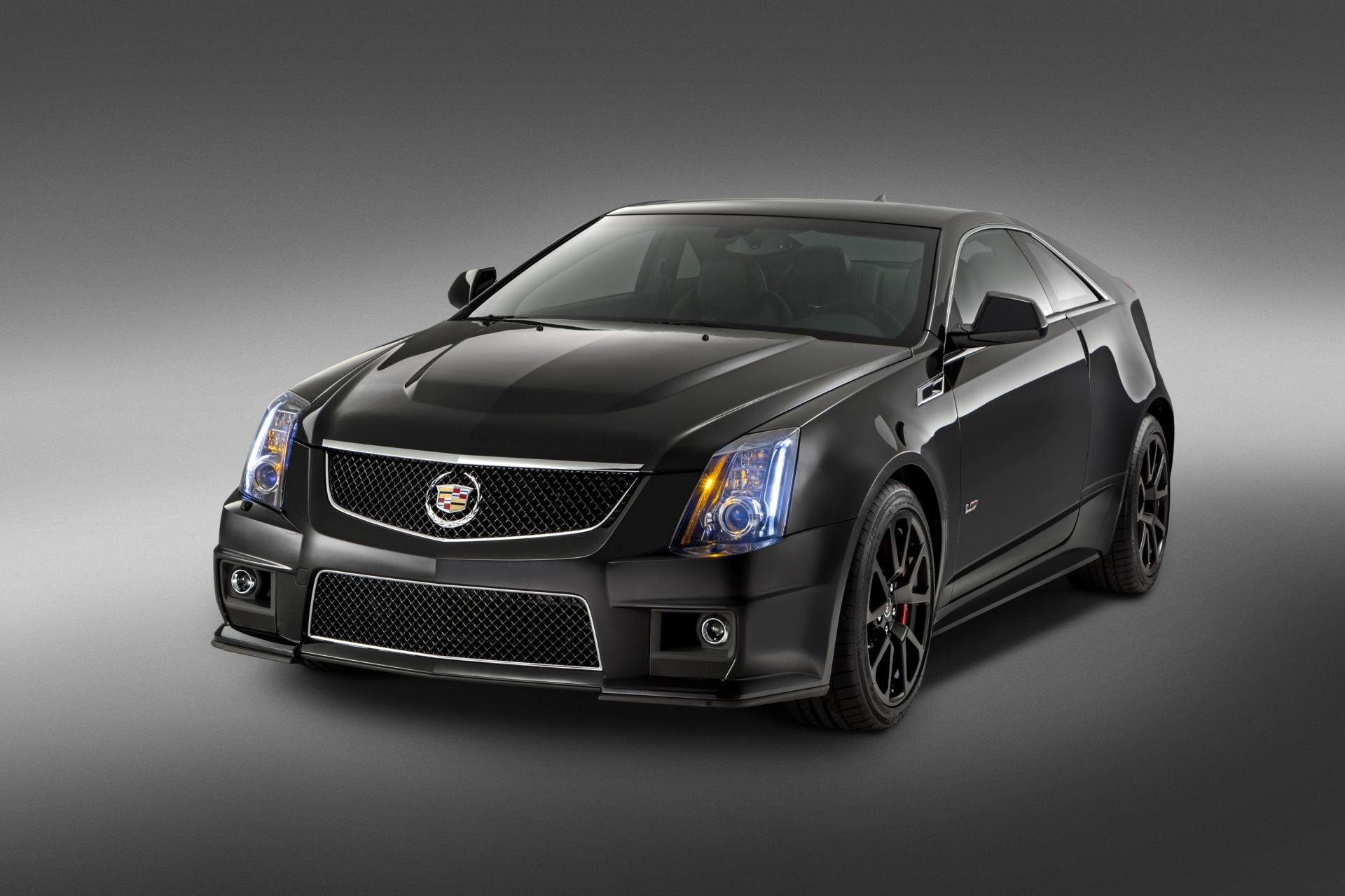 2015 Cadillac CTS-V Coupe News and Information