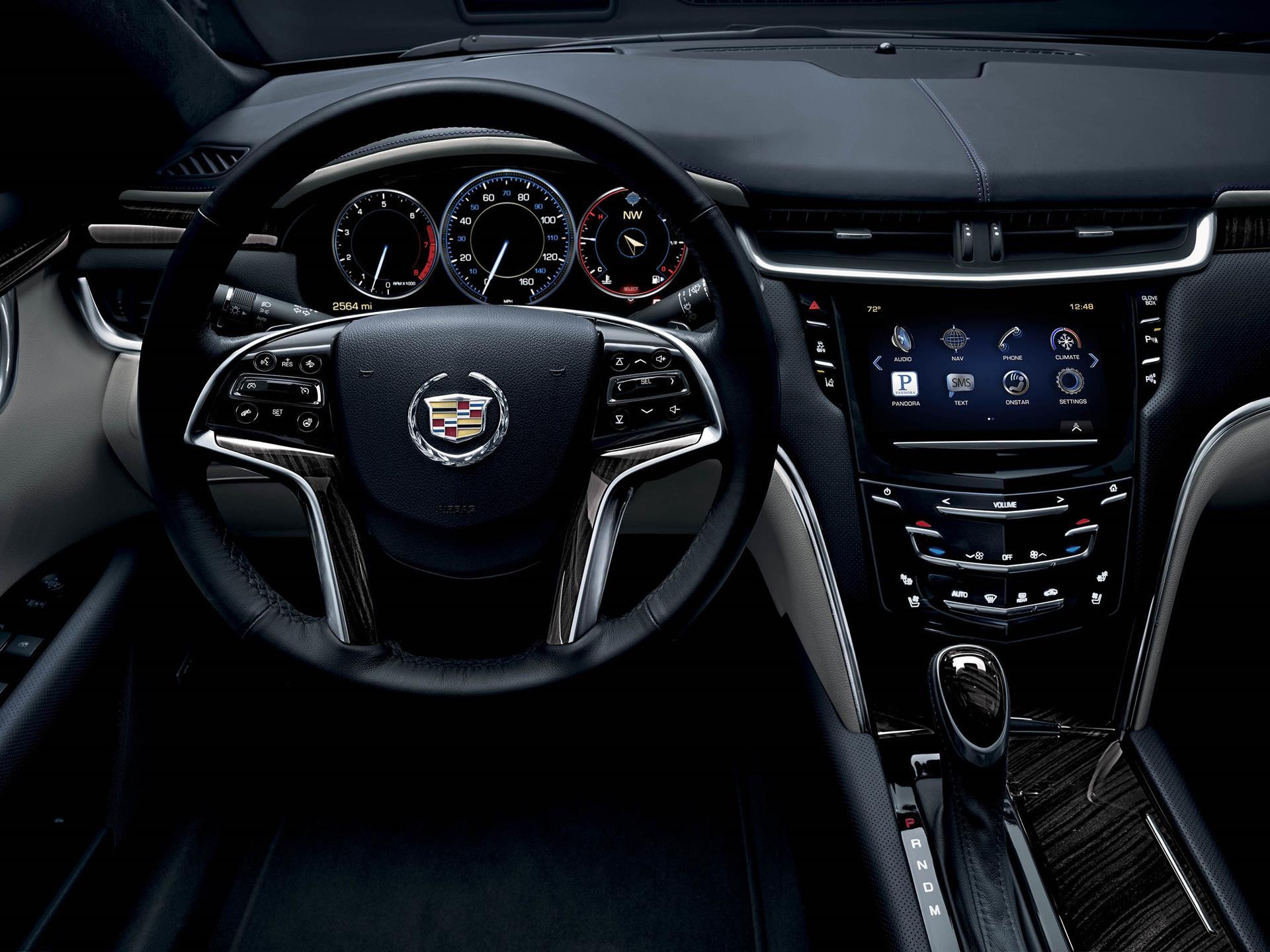 2015 Cadillac XTS