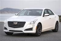 2016 Cadillac CTS Black Chrome Package image.