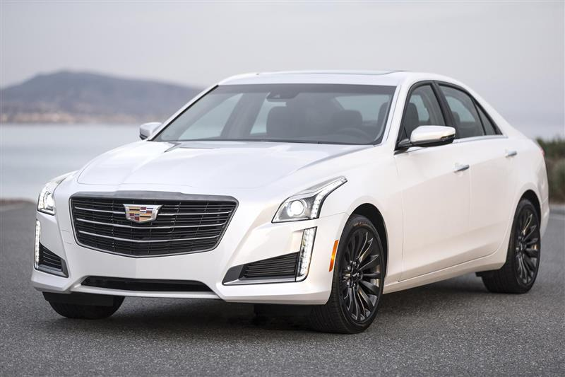 2016 Cadillac Cts Black Chrome Package News And Information
