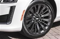 2016 Cadillac CTS Black Chrome Package