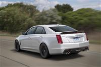 2016 Cadillac CTS-V Carbon Black Sport