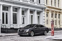 Cadillac XTS Monthly Sales