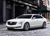 2017 Cadillac CT6 image.