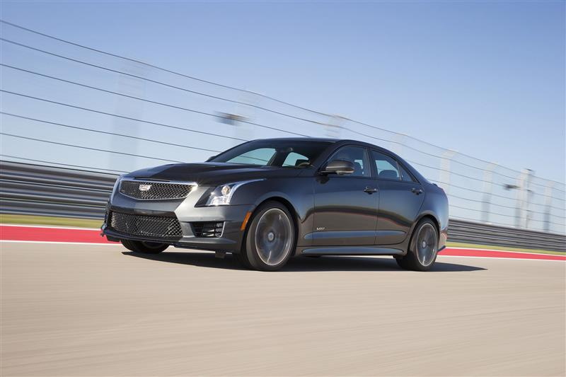 Cadillac ATS-V pictures and wallpaper