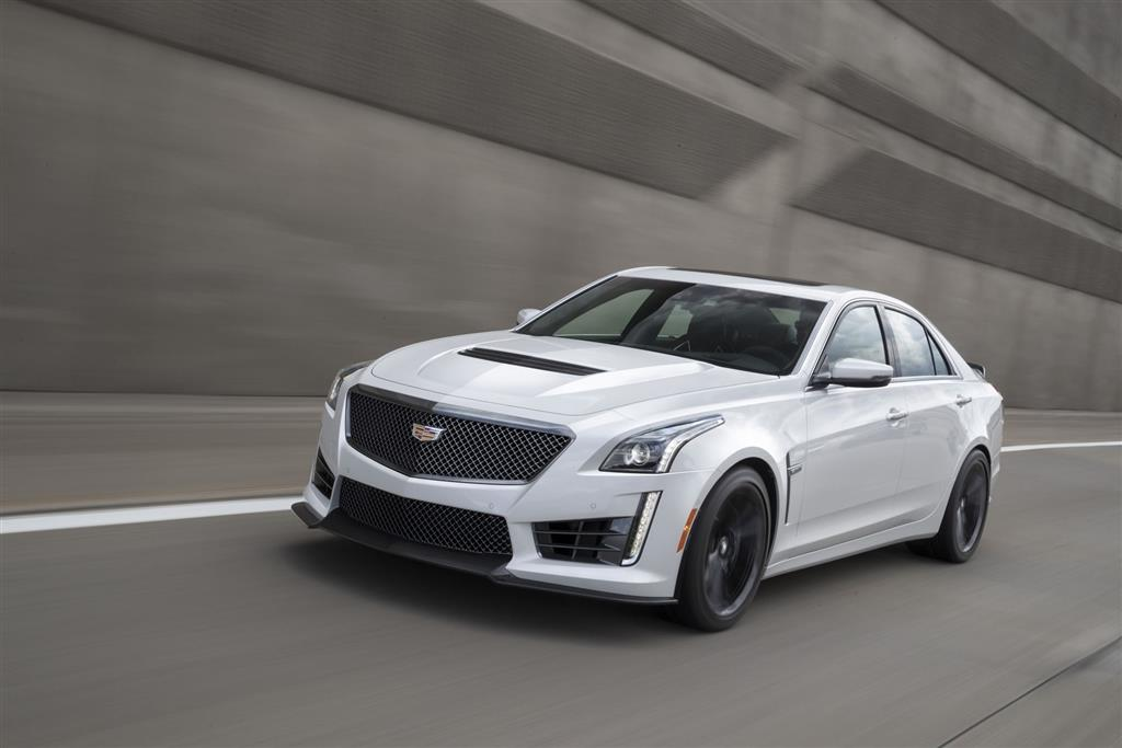 2018 Cadillac Cts V News And Information Conceptcarz Com
