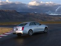 Cadillac CTS Monthly Vehicle Sales