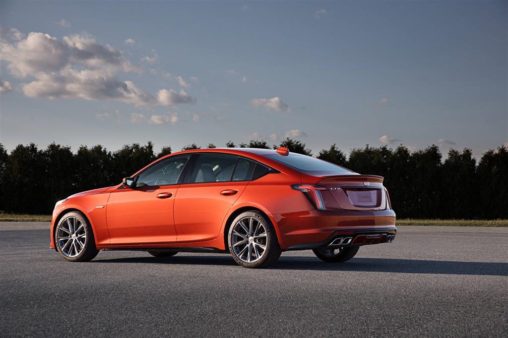 2020 Cadillac CT5-V News and Information | conceptcarz.com