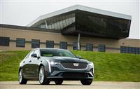 Popular 2020 Cadillac CT4-V Wallpaper