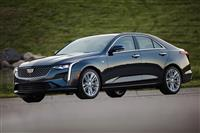 Popular 2020 Cadillac CT4 Wallpaper