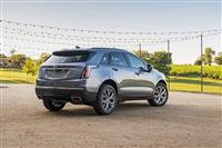 Popular 2020 Cadillac XT5 Wallpaper