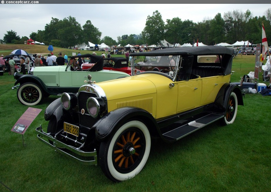 Body Type Vehicle >> 1924 Cadillac Type V-63 Image. Photo 12 of 17