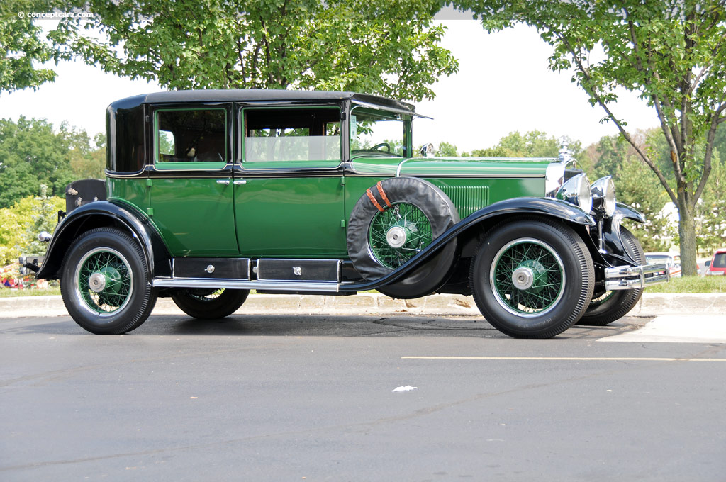 1928 Cadillac Series 341a History Pictures Value