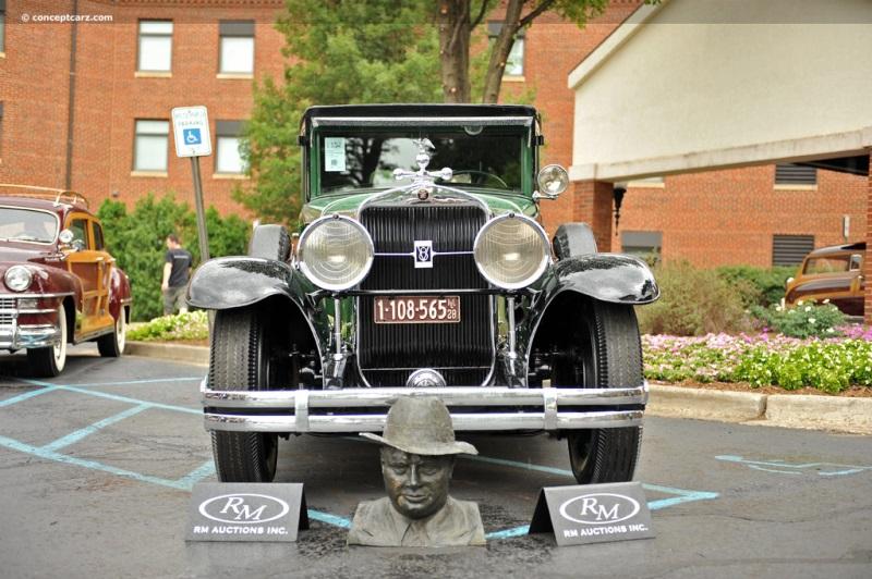 1928 Cadillac Series 341A