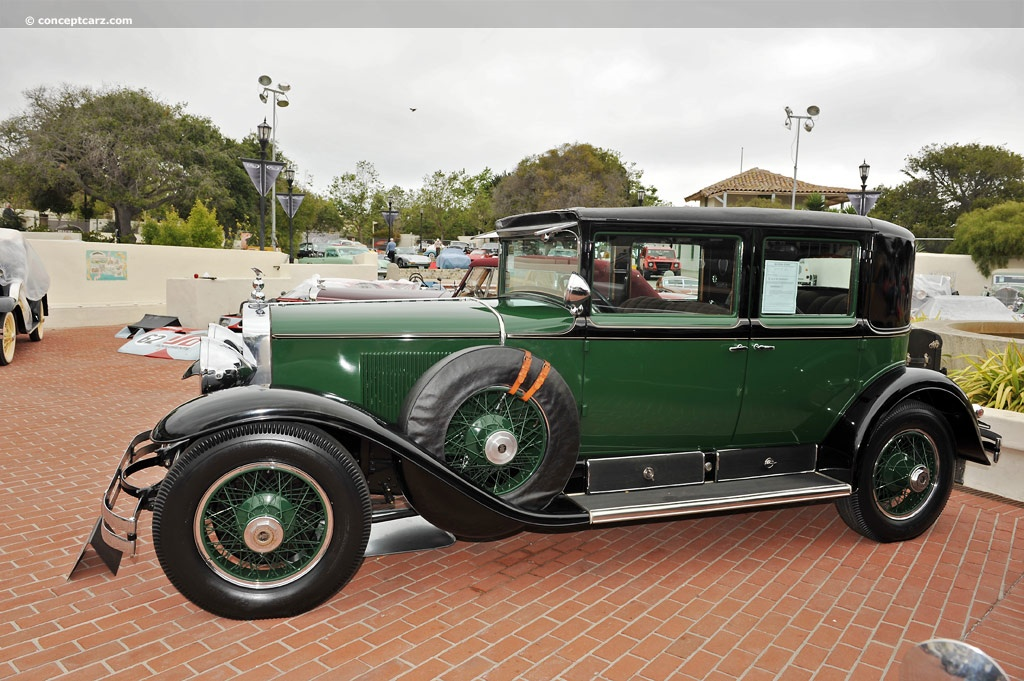 Très Auction Results and Sales Data for 1928 Cadillac Series 341A RY15