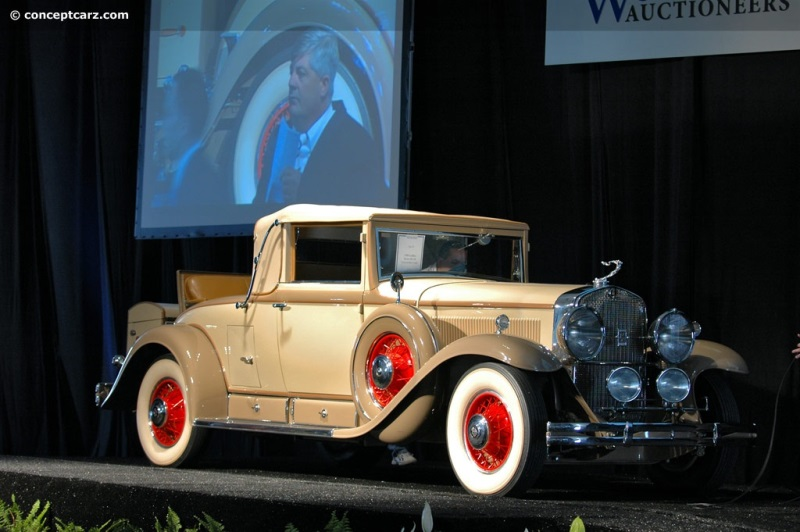 1930 Cadillac Series 353 Eight