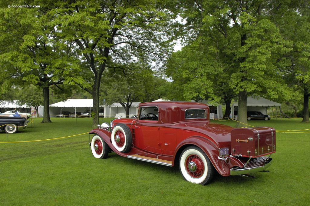 1930 Cadillac Series 452A V16