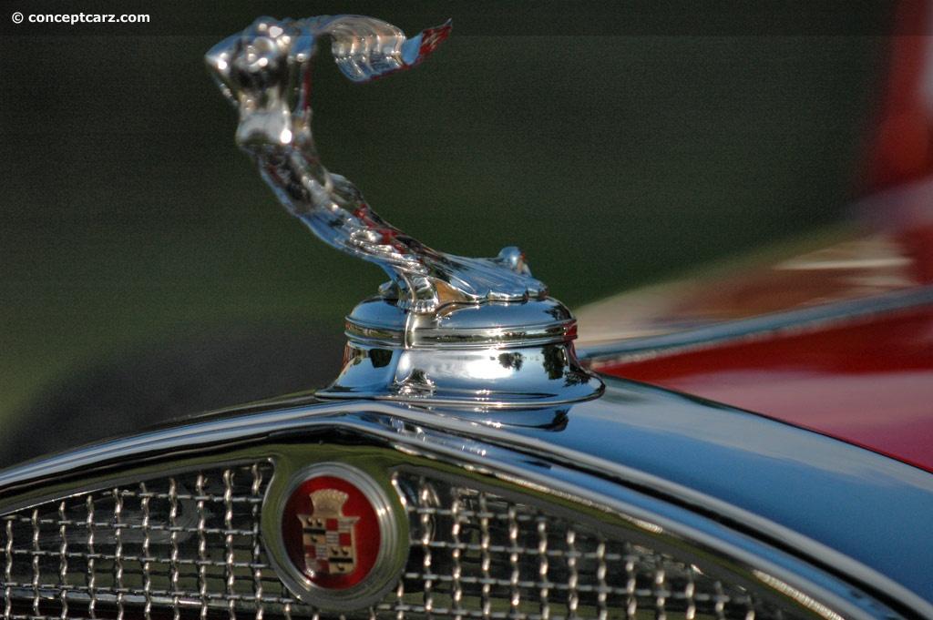 1930 Cadillac Series 452a V16 Image